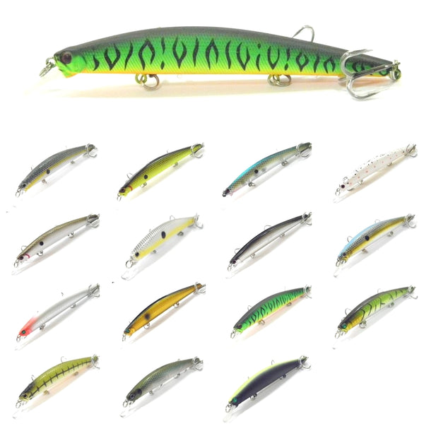 Fishing Lures Minnow M672<br>5 inch 7/16 oz
