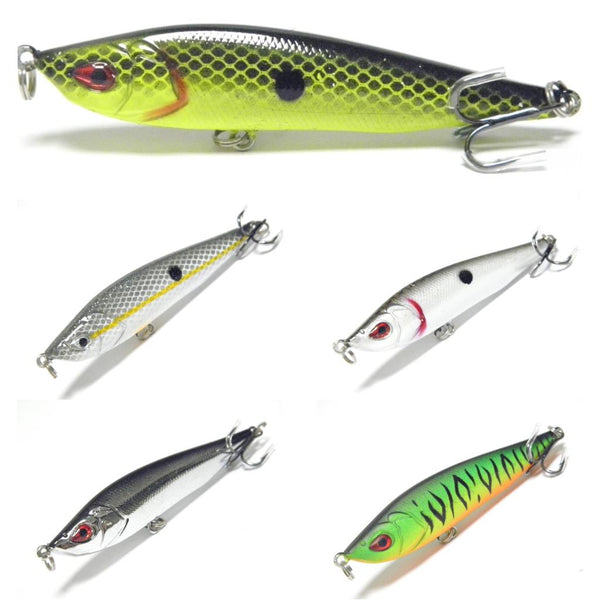 Fishing Lures Minnow M708<br>3 inch 1/2 oz