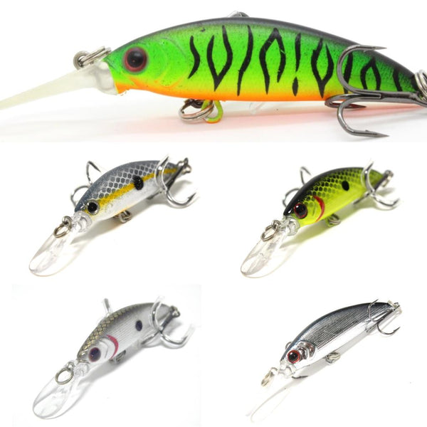 Fishing Lures Minnow M823<br>2 3/4 inch 1/5 oz