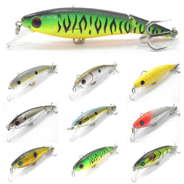 Fishing Lures Swimbaits S652