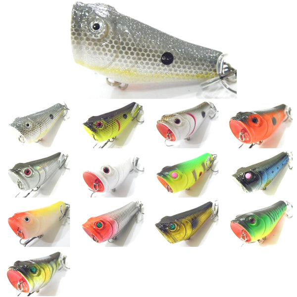 Fishing Lures Topwater T620<br>2 inch 1/4 oz