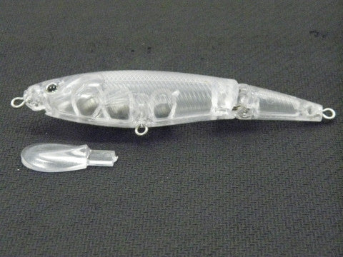Fishing Lures Blank Swimbait UPS652<br>4 inch 7/16 oz