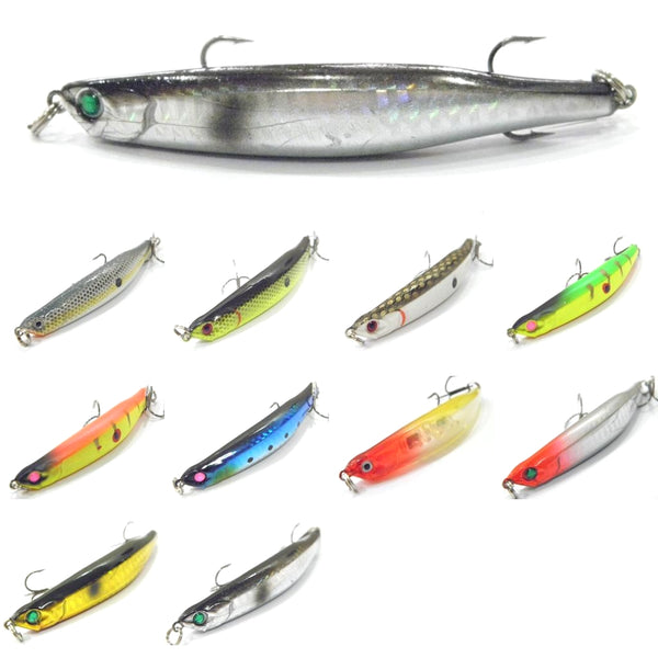 Fishing Lures Topwater W624<br>3 1/2 inch 1/3 oz