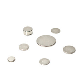 "Neodymium Disc Magnets - 1/4"" Diameter - Rare Earth Magnet"