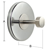 Magnetic Designer Coat Hook