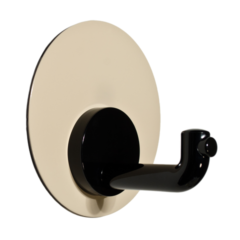 Magnetic Coat Hook with Door Bumper