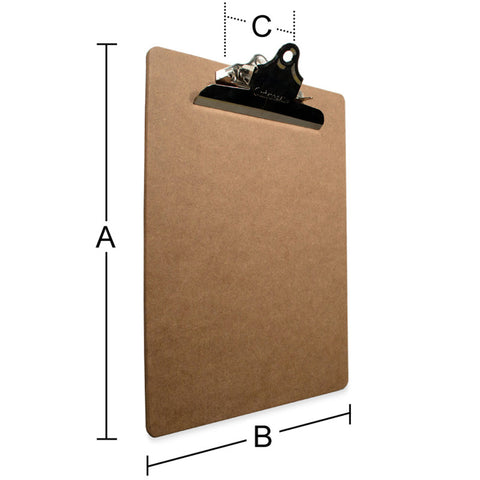 magnetic steel clipboard legal size magnetic aids inc