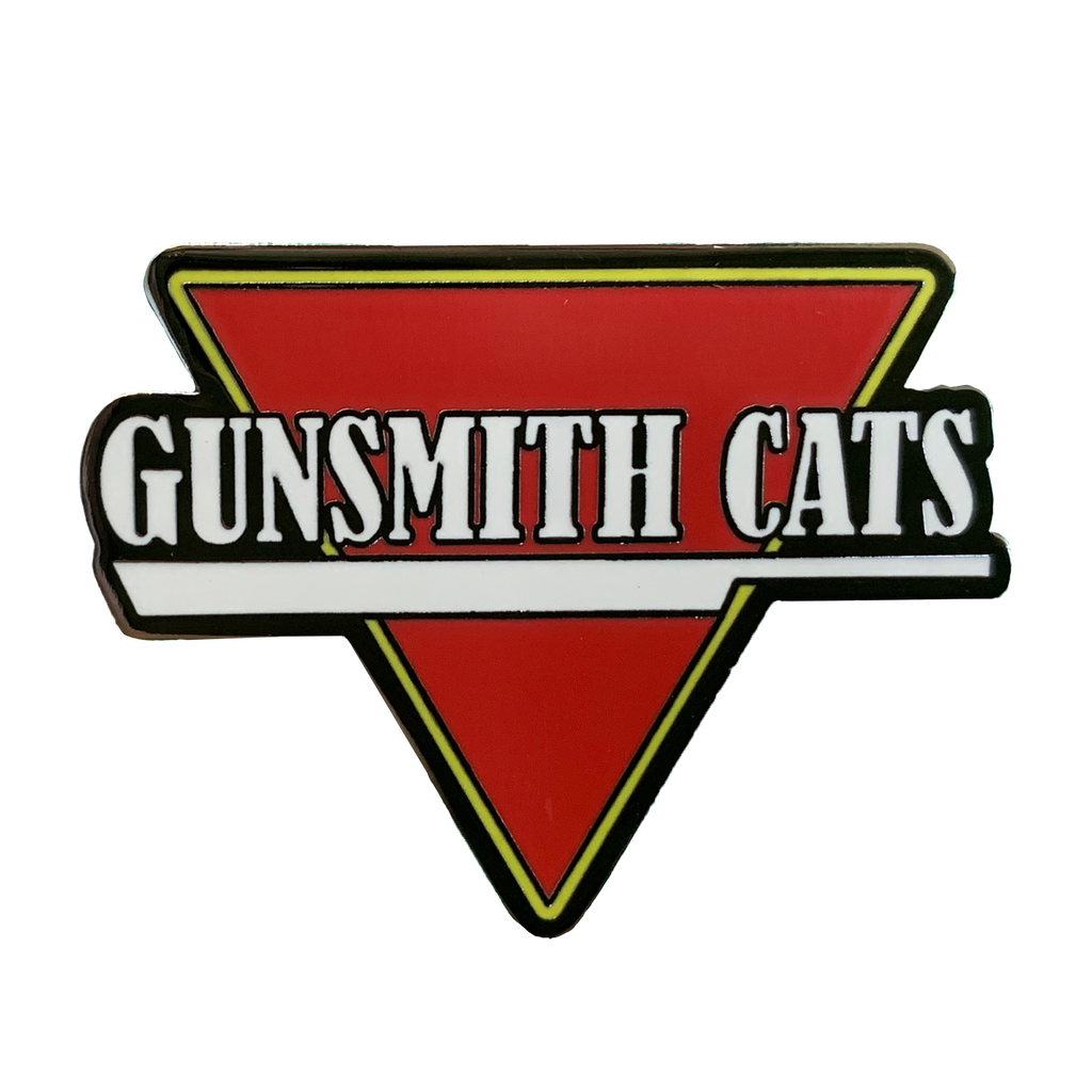 Gunsmith Cats Pin
