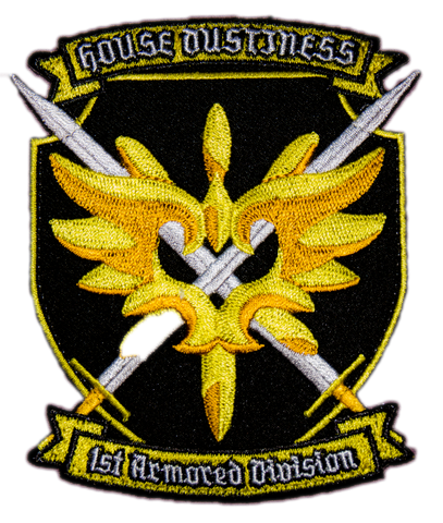 House Dustiness 1st Armored Division