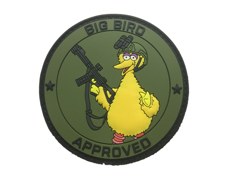 Big Bird Approved