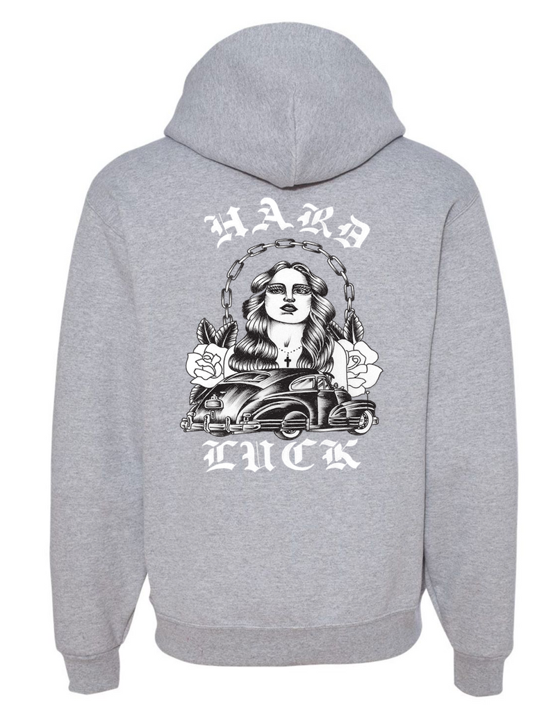 Rosas Hooded Sweatshirt