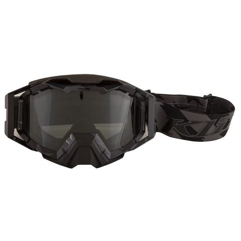 Klim Viper Pro Snow Goggle Patriot Allegiance Smoke Polarized
