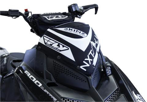 Skinz NXT LVL Vented Polaris Pro Windshield Bag
