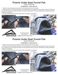 Skinz Polaris AXYS RMK Underseat/Tunnel Bag