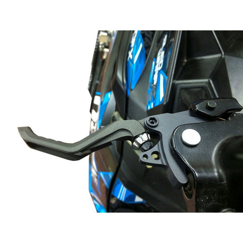 SKINZ Polaris 600/800 AXYS Heated Adjustible Brake Lever - Heated
