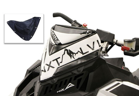 Skinz NXT LVL Polaris AXYS 2015-2021 Vented Windshield Bag