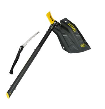 BCA D2-EXT Dozer Avalanche Shovel with Folding Saw