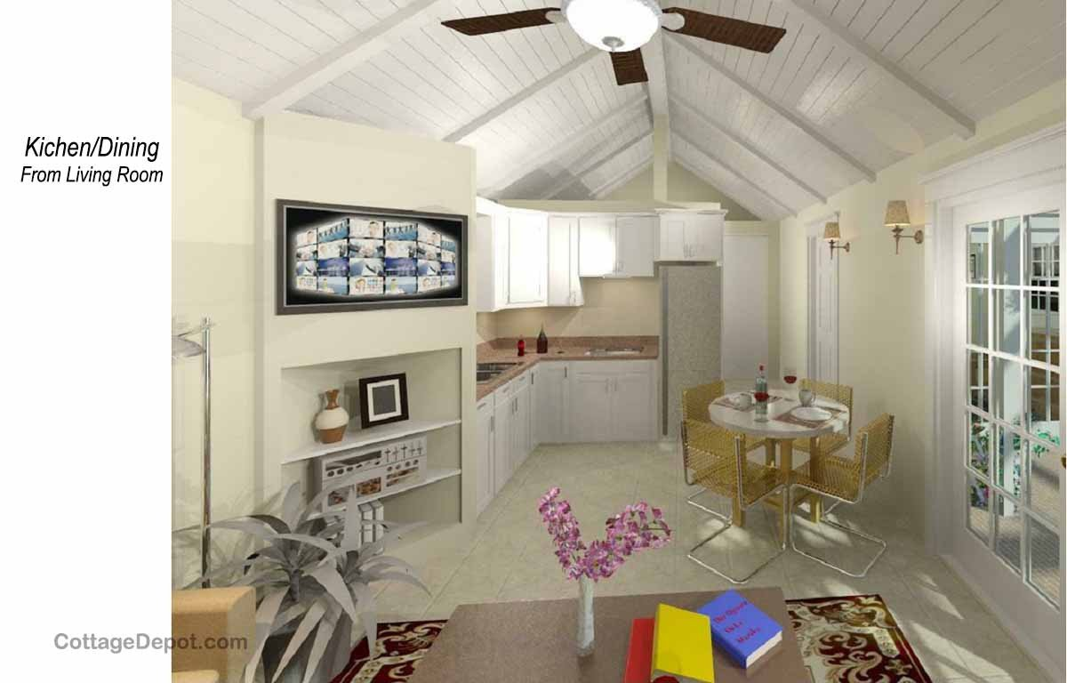 Accessible Tiny Home Granny Pods Floor Plans Med