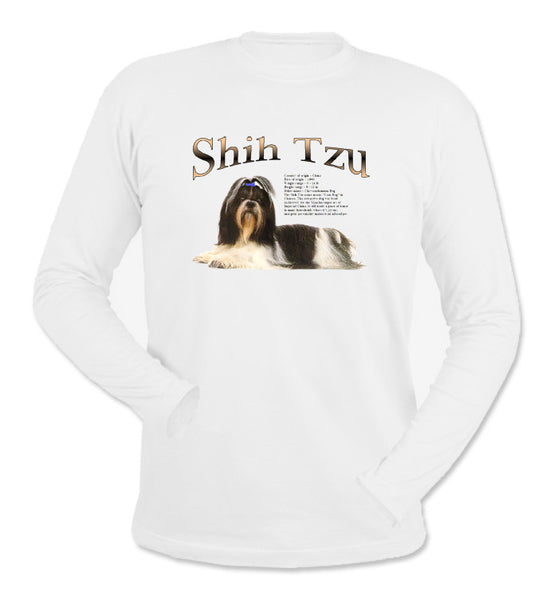 Long Sleeve Dog T-Shirts