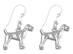 Airedale-Earrings