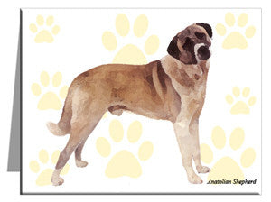 Anatolian Shepherd Note Cards