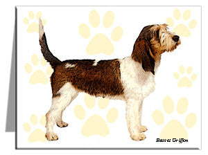 Basset Griffon Note Cards