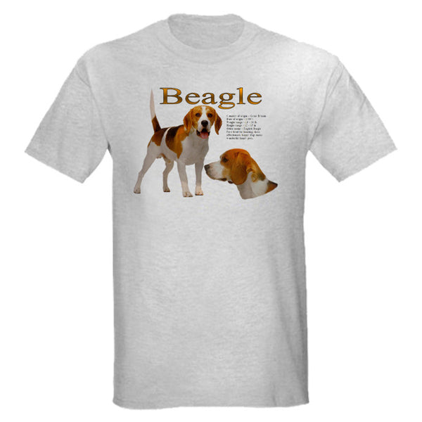 Gray Beagle T-Shirt