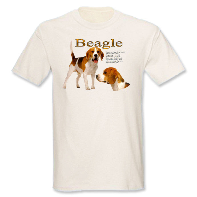 Natural Beagle T-Shirt