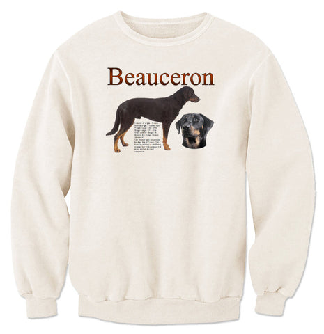 Natural Beauceron Sweatshirt