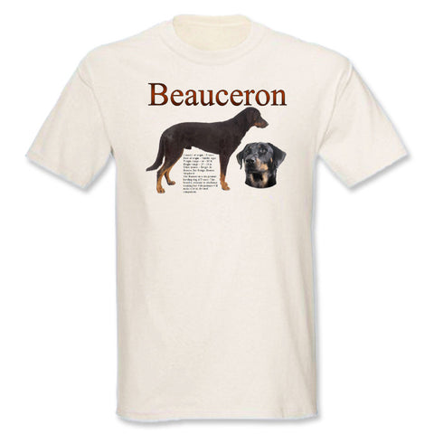 Natural Beauceron T-Shirt