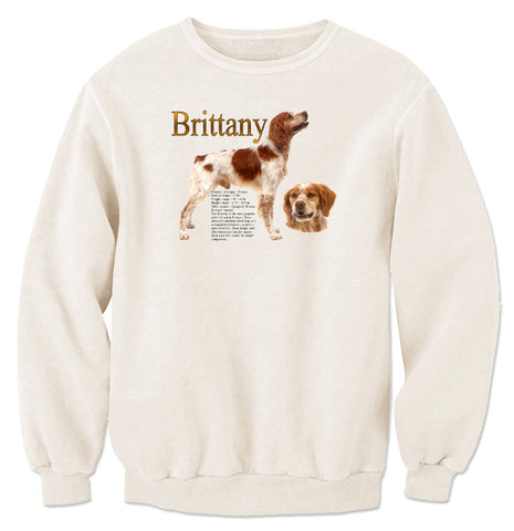 Natural Brittany Sweatshirt