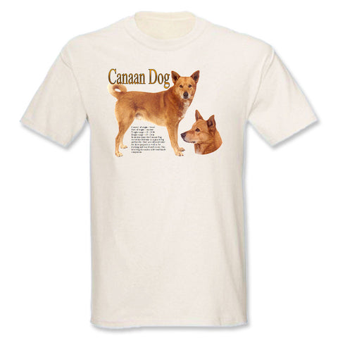 Natural Canaan Dog T-Shirt