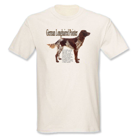 Natural German Longhaired Pointer T-Shirt