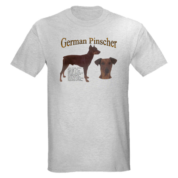 Gray German Pinscher T-Shirt