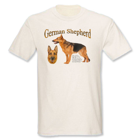 Natural German Shepherd T-Shirt
