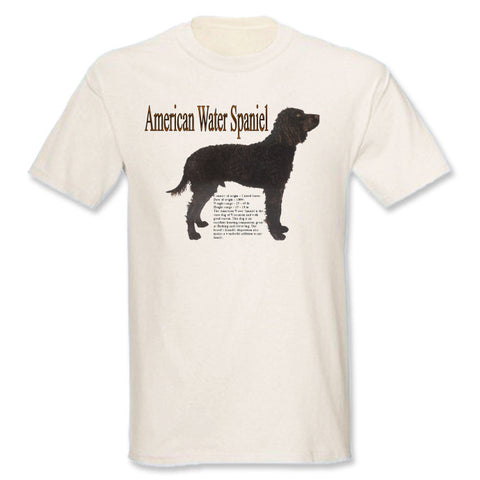 Natural American Water Spaniel T-Shirt