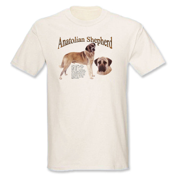 Natural Anatolian Shepherd T-Shirts