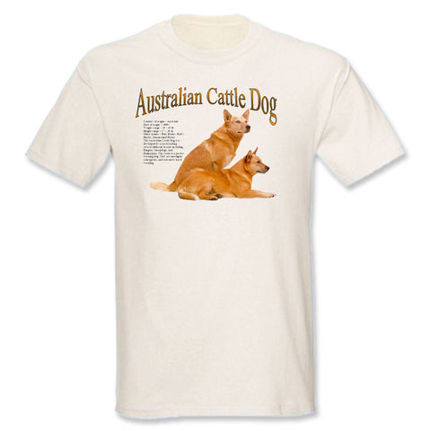 Natural Australian Cattle Dog T-Shirt