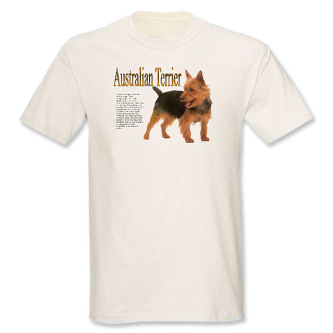 Natural Australian Terrier T-Shirt