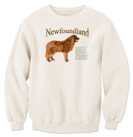 Natural Newfoundland Sweatshirt