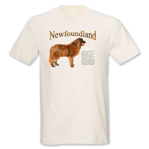 Natural Newfoundland T-Shirt