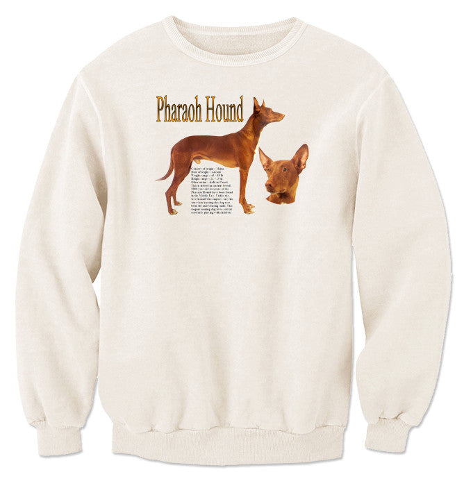 Natural Pharaoh Hound Sweatshirt