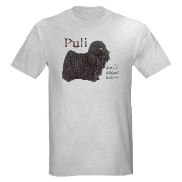 Gray Puli T-Shirt