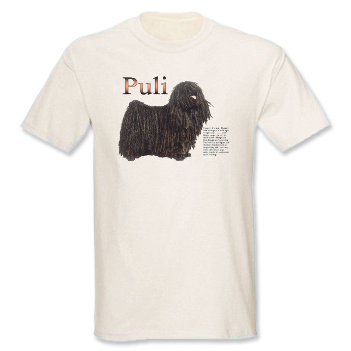 Natural Puli T-Shirt