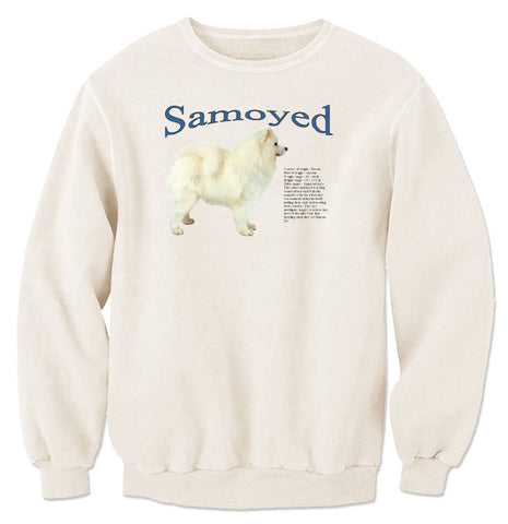 Natural Samoyed Sweatshirt