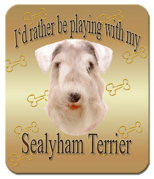 Sealyham Terrier Mouse Pad