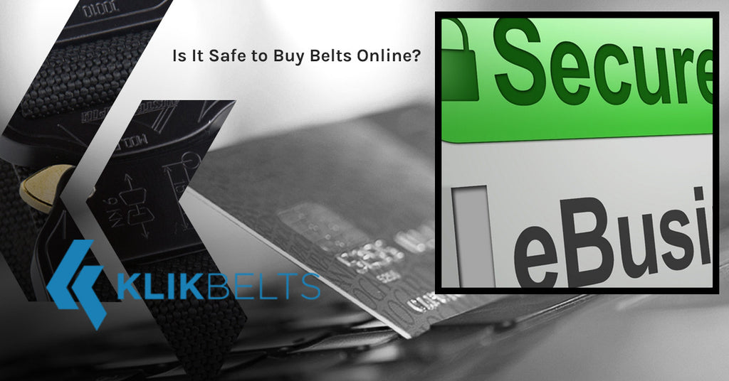 Is It Safe to Buy Belts Online?