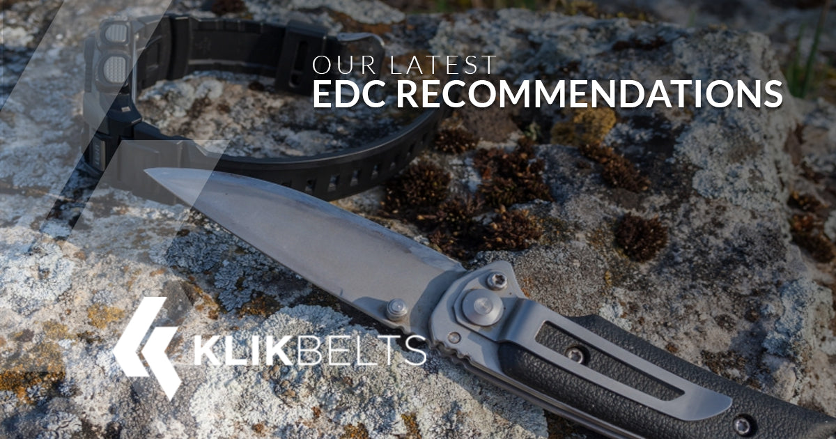 Our Latest EDC Recommendations