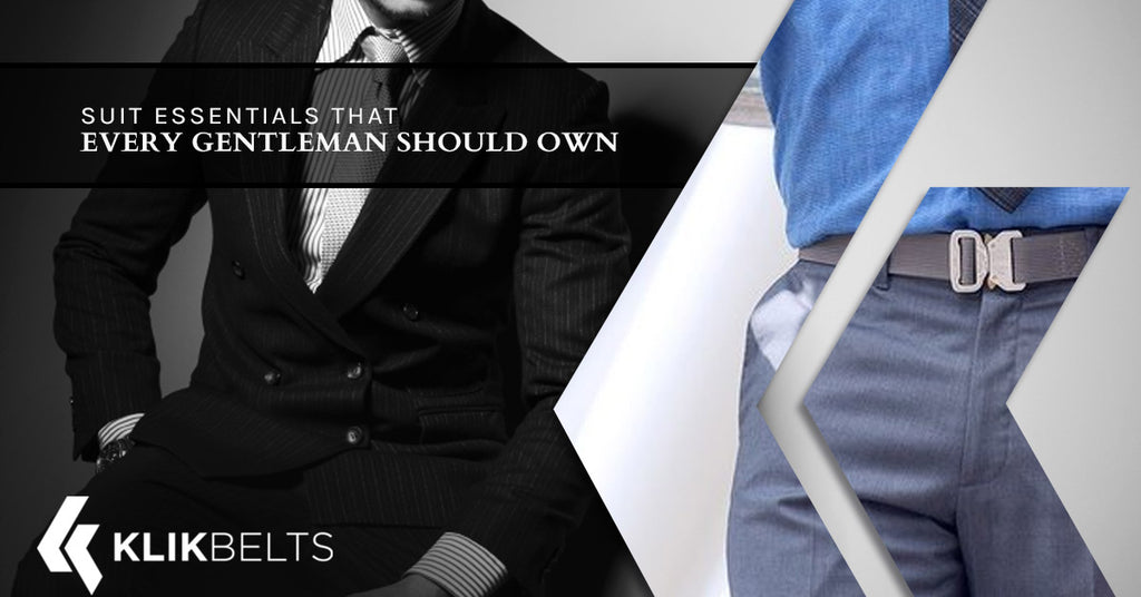 Suit Essentials That Every Gentleman Should Own