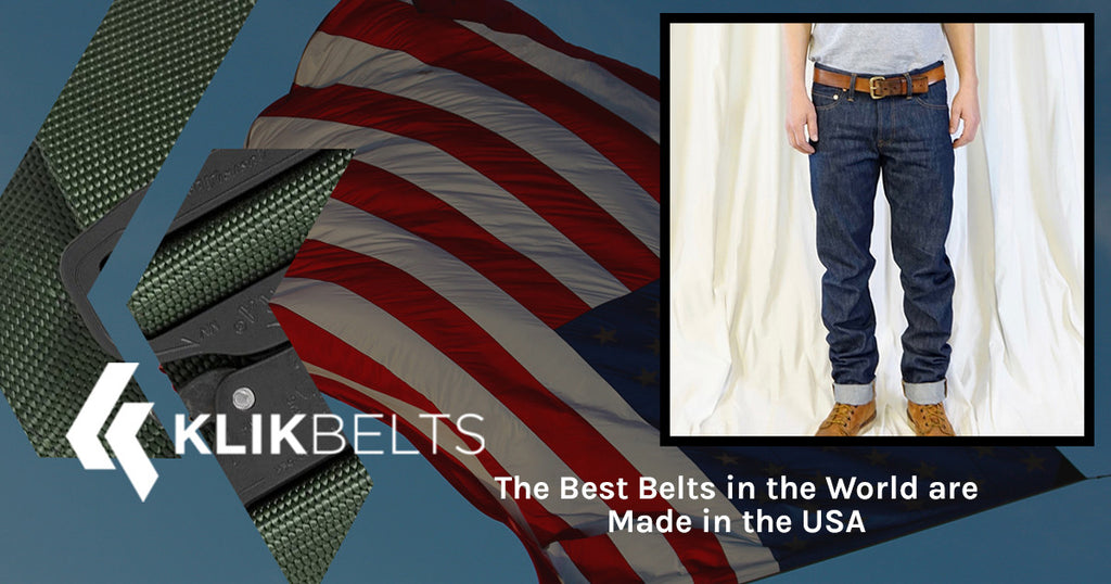 The Best Belts in the World Are Made in the USA